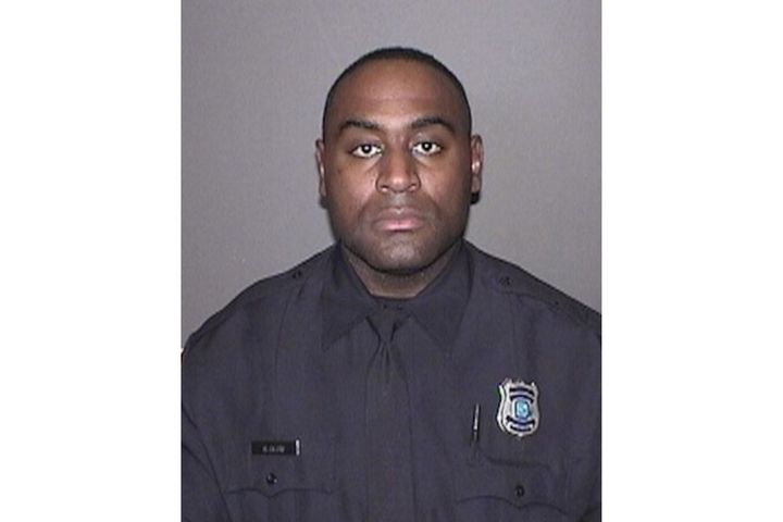 Officer Nicholas Blow was killed in a crash while driving out of his station Monday night. (Photo: Memphis PD) -