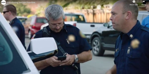 Verizon Launches First Responder Service with NBA Partnership