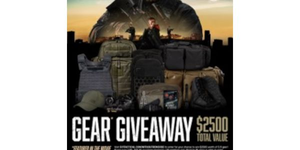 "You Can Win $2,500 Worth of Gear in ""Tom Clancy's Without Remorse"" Sweepstakes"