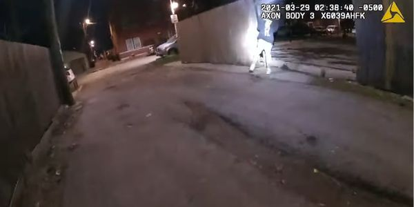 Chicago Releases Video of Adam Toledo OIS