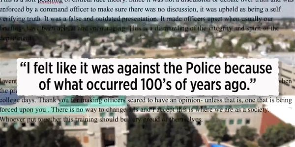 Officers Offended by Reference to Historic Slave Patrols as Police During Diversity Training