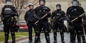 Protests, Looting Erupts in Minneapolis Suburb After Fatal Police Shooting
