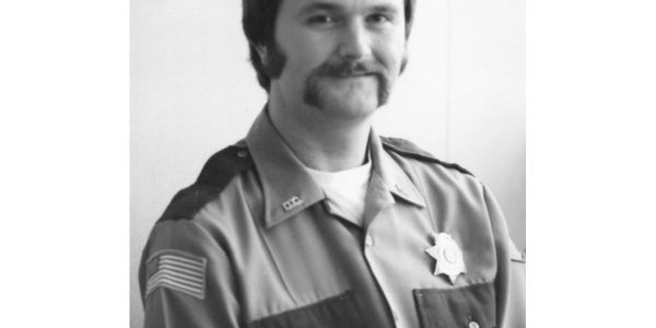"Deputy Stanley ""Allen"" Burdic of the Douglas County (OR) Sheriff's Office was shot and run over..."