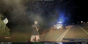 Dashcam Video Shows Deadly Shootout at End of Georgia Pursuit
