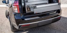 CTech Now Offering CopBox Cabinets for 2021 Chevy Tahoe PPV