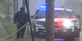 Detroit Officer Stabbed and Hit with Friendly Fire, Suspect Killed