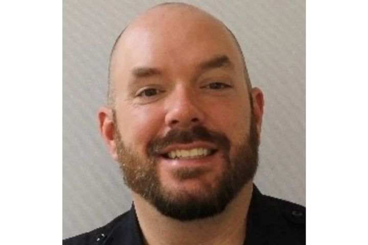 Officer William Evans, a member of the Capitol Police for 18 years, was killed in Friday's attack. (Photo: USCP) -