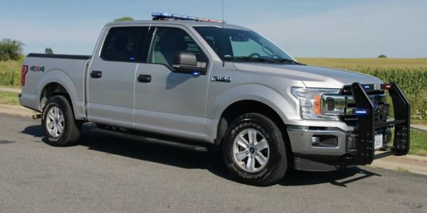 Gamber-Johnson Offers Mounting and Vehicle Equipment Solutions for Ford F-150