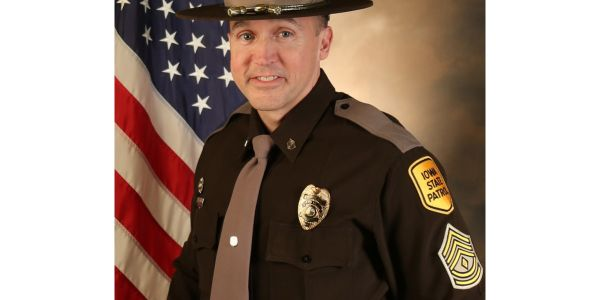 Sgt. Jim Smith of the Iowa State Patrol was shot and killed during a standoff Friday night....