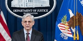 AG Garland Announces Federal Investigation of Minneapolis PD