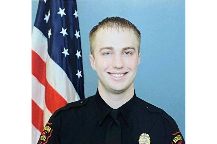 """Kenosha police Officer Rusten Sheskey was """"found to have been acting within policy and will not be subjected to discipline"""" over the shooting of Jacob Blake. (Photo: Kenosha PD) -"""