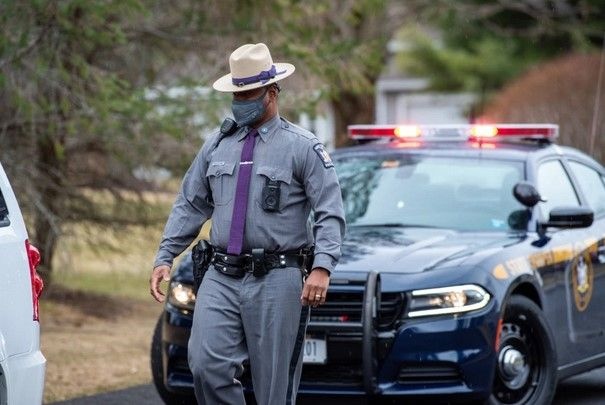 The New York State Police is rolling out body cameras to troopers. (Photo: NYSP) -