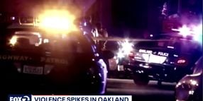 After 215% Rise in Homicides, Oakland Adds $10 Million to Public Safety