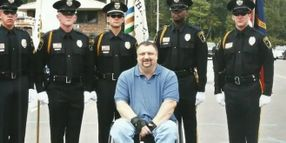 NC Officer who was Shot and Paralyzed in 1992 Dies