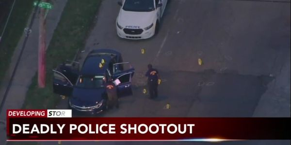 Philadelphia Officer Shot, Suspect Killed at Traffic Stop