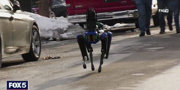 NYPD Criticized Over Use of Robot Dog