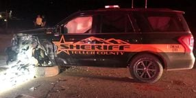 Suspected DUI Driver Crashes Head-On into Colorado Deputy