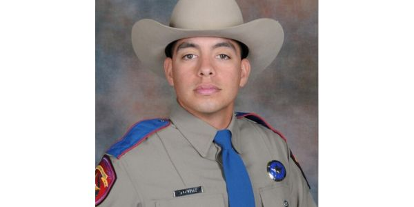 Trooper Juan Rojas Tovar was shot and wounded in pursuit of a workplace shooting suspect....