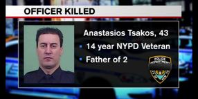 NYPD Officer Struck and Killed on Expressway, DUI Suspect in Custody