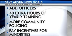Austin Ballot Initiative Could Force City to Hire Hundreds of Officers