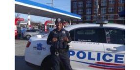 Officer, Champion Boxer Spends Her Own Money on Scholarships