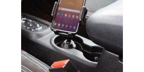 Gamber-Johnson: Zirkona Cup Holder Phone Mount