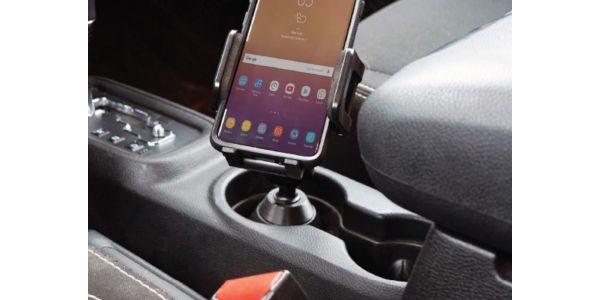 Gamber-Johnson: Zirkona Cup Holder Phone Mount