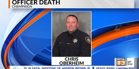 Illinois Officer Killed Responding to Domestic, Second Officer Wounded