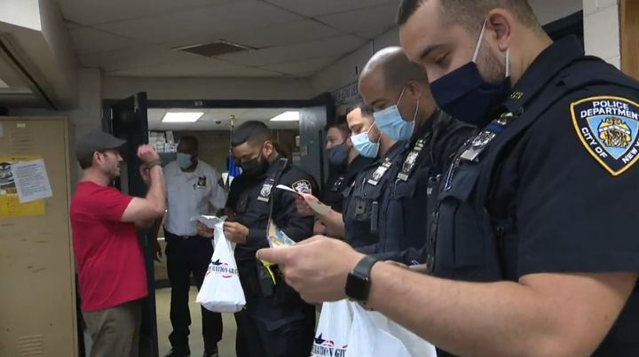 In the last 18 years, Operation Gratitude has delivered 3.2 million care packages to troops, veterans and first responders. (Photo: News 12) -