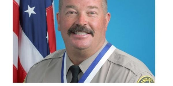 LASD Sergeant Steve Owen was murdered in 2016 by Trenton Trevon Lovell. (Photo: LASD)