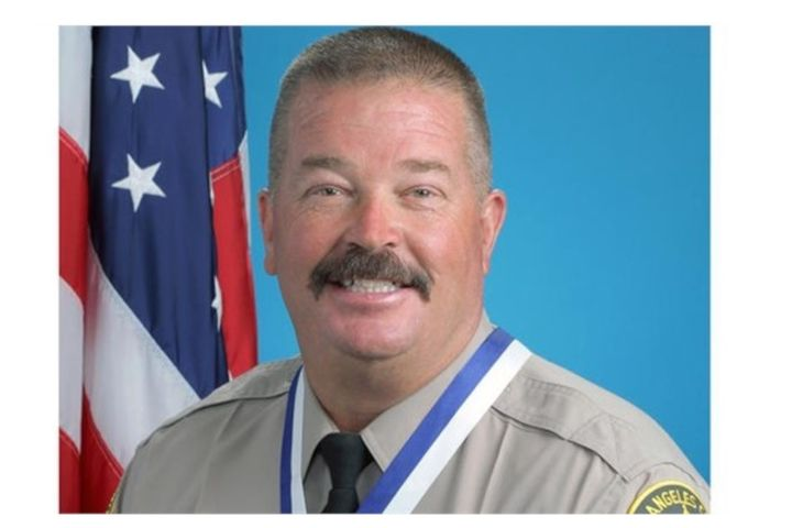 LASD SergeantSteve Owen was murdered in 2016 byTrenton Trevon Lovell. (Photo: LASD) -