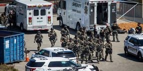 CA Authorities Believe Rail Yard Shooter Targeted Specific People