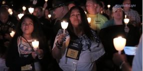 Virtual Candlelight Vigil for Fallen Officers to be Held on YouTube Thursday