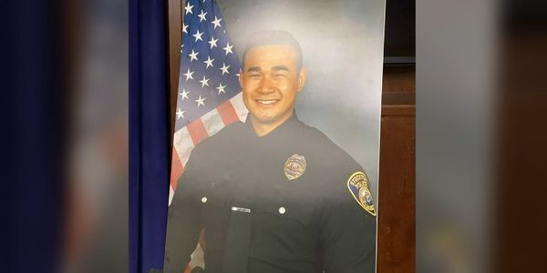 CA Officer Killed Responding to Domestic