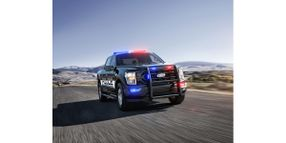Ford's F-150 Police Responder Quickest Vehicle at MSP, LASD Testing