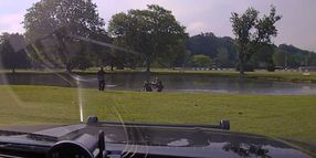 Ohio Officers Rescue 4-Year-Old from Pond