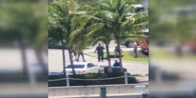 Miami-Area Officer Run Over and Seriously Injured
