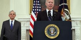 Biden Announces Anti-Crime Measures, Provides Money to Police from COVID Relief Fund