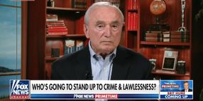 Bratton: I Would Not Take a Chief's Job Today