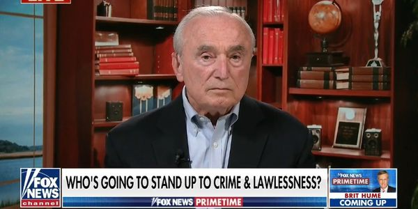 Bill Bratton told Fox he would not take a job as a major city chief because he could not succeed...