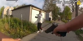 Chicago Releases Video of Man Shooting Officers, Officers Shooting Back