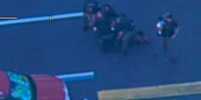 Man Throws Baby at Florida Deputy at End of Pursuit