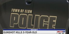 NC Officer's Son Dies in Accidental Shooting