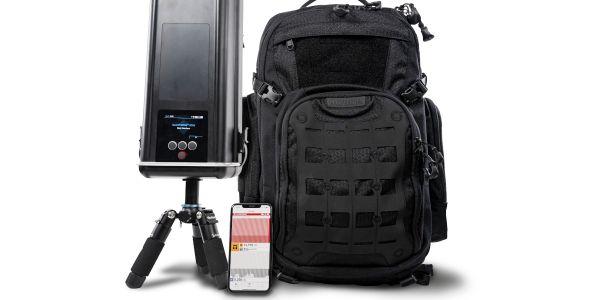 Teledyne FLIRIntroduces New Backpack Radiation Detector