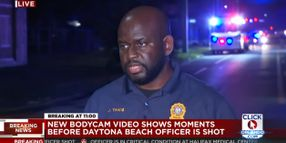 FL Officer Shot in Head Contacting Man in Suspicious Vehicle