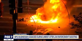 Fires Set, Stores Looted After Marshals Task Force Kills Armed Fugitive in Minneapolis