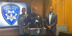 Oakland Chief: Defunding Police will Make City Less Safe