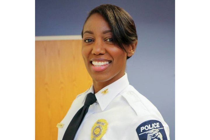 Deputy ChiefEstella Patterson of the Charlotte-Mecklenburg Police Department will be the next chief of the Raleigh Police Department. (Photo: CMPD) -