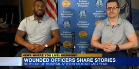 Wounded VA Officers Talk About Their Recovery, Being Shot in 2020