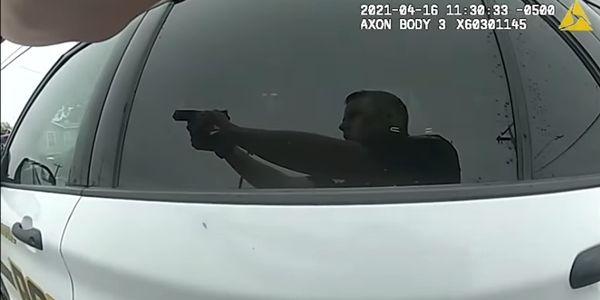 TX Agency Releases Video of April Shooting that Wounded Officer, Killed 2 Men